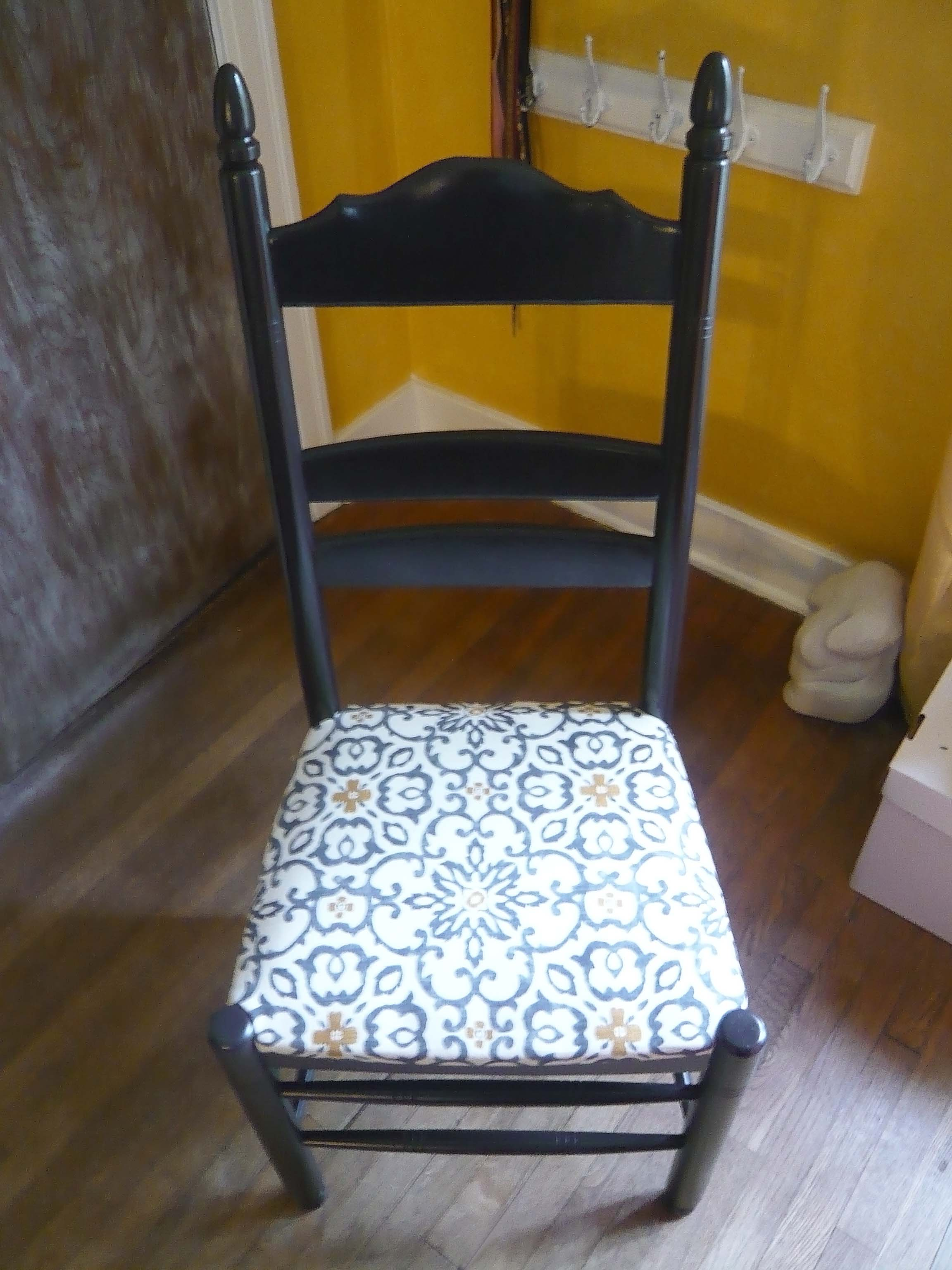 diy how to update and reupholster dining room chairs my