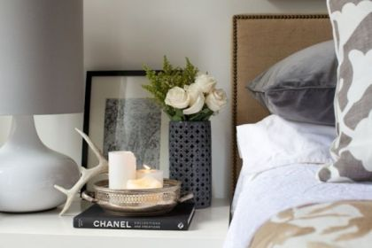Bedside Manner: Chic and Sweet