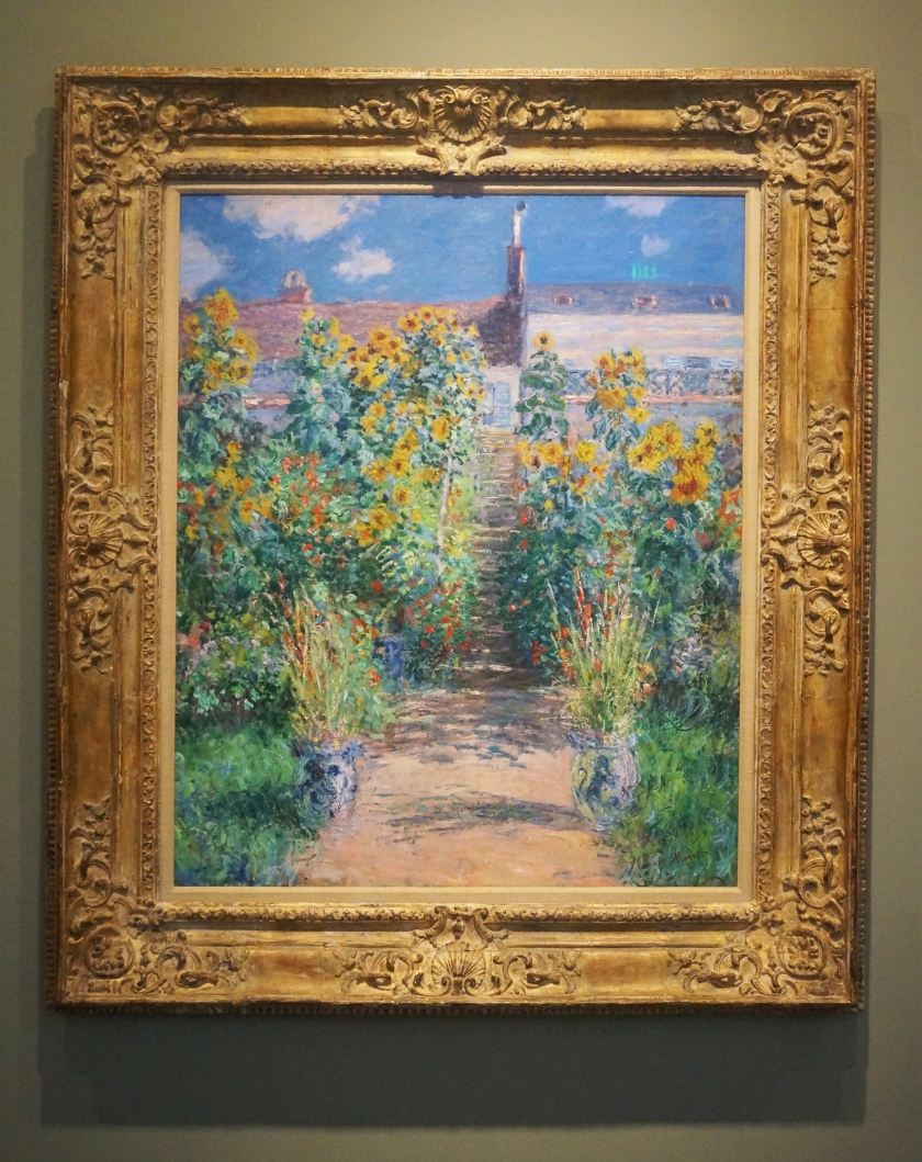 MyArtisticBliss | Live Artfully - Day at the Museum | Claude Monet - Oil of Canvas