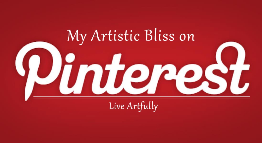 Follow MyArtisticBliss on Pinterest | Life Artfully!